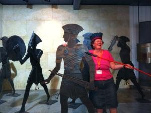 at Philistine Museum-Ashdod