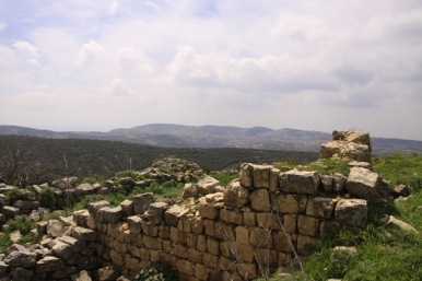 Hurvat Beck on Mount Meron