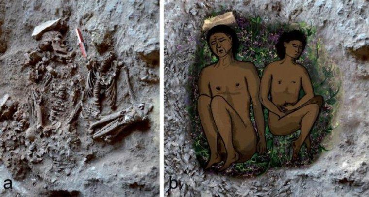 natufian burial