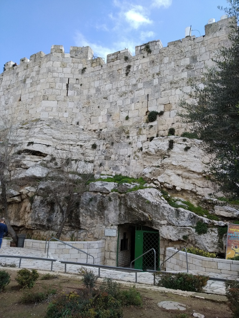 jerusalem-zedekiahs cave
