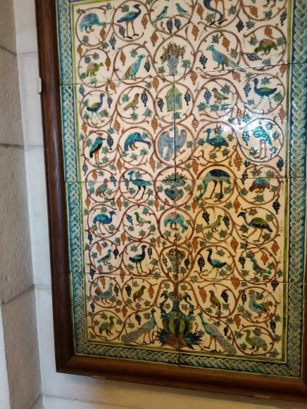armenian ceramic tiles